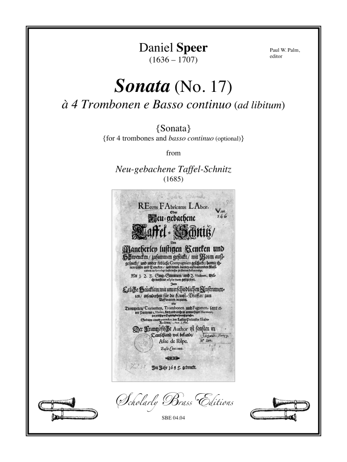 04.04 Speer #17 - title page